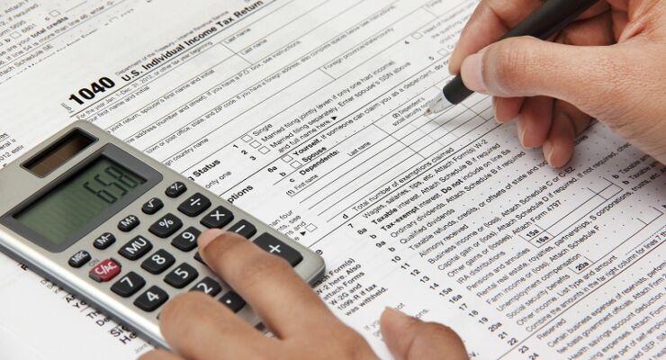 Quellensteuer Steuererklärung FINA Finanzplanung