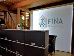 Entree FINA Finanzplanung Haupt