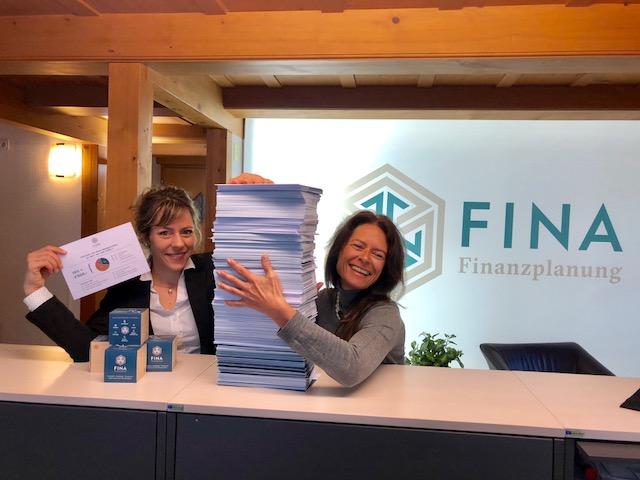 FINA Finanzplanung BEA Messe