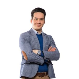 Finanzberater des Jahres 2020 Claudio Wellington Finanzberater des Jahres 2020